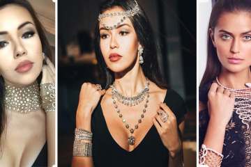 Exquisite Women's Luxury Fashion Jewelry