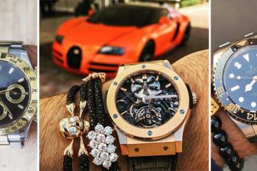Luxury Watch Sets for Men