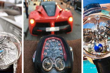 5 Amazing Luxury Watches for Men