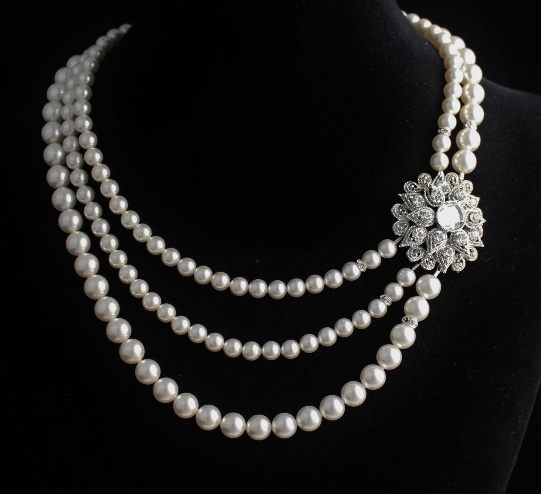 Unique Pearl Necklace Designs – Jewelry World
