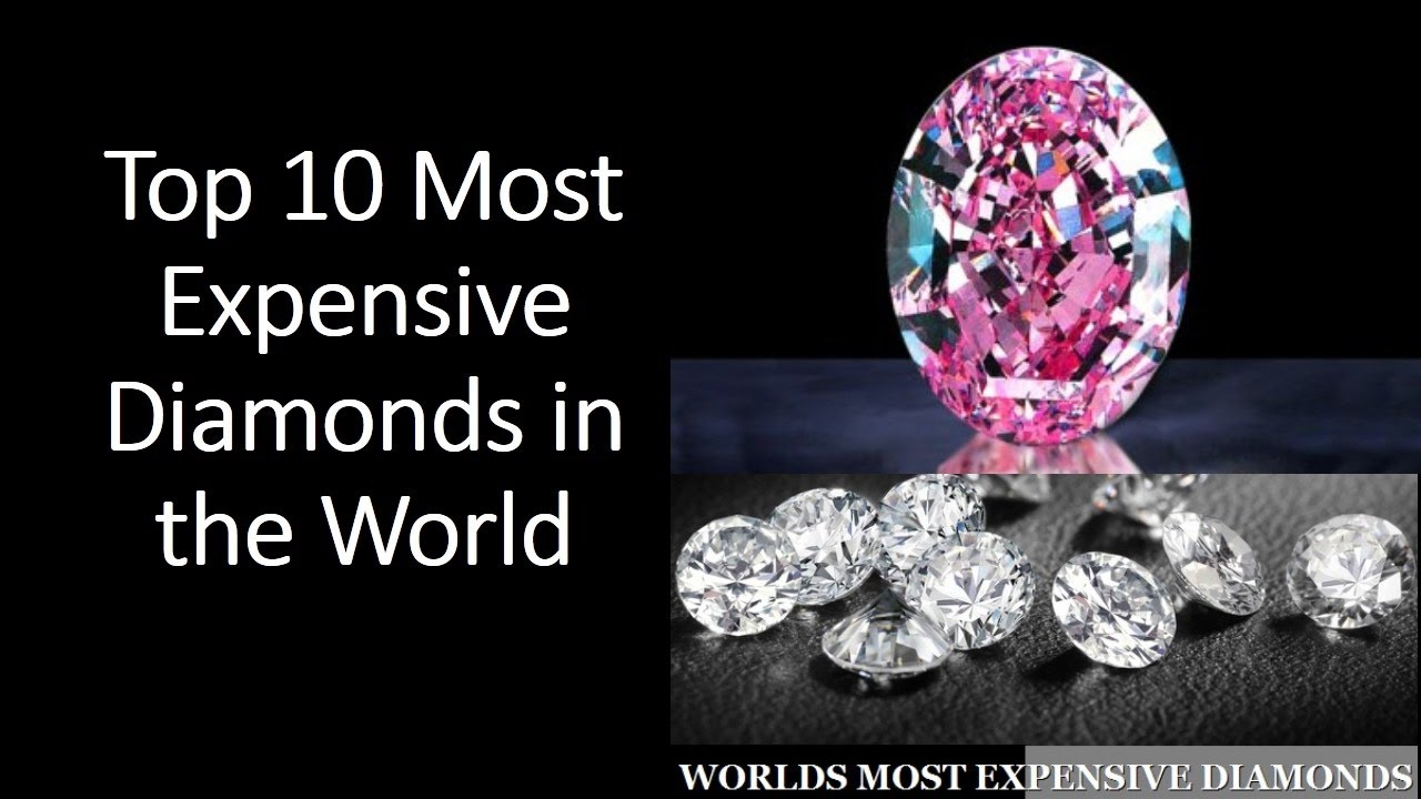 Top 10 Most Expensive Diamond S In The World Jewelry World